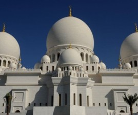 5 Kubah Masjid Terindah di Dunia