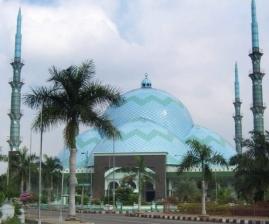 Inilah Kubah Masjid Terbesar di Dunia