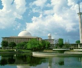 Masjid Istiqlal, Masjid Terbesar di Asia Tenggara