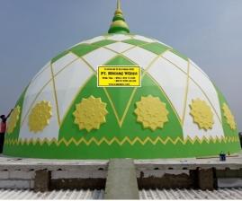 Pemborong Kubah GRC